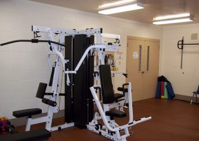 Bethany Weight Room